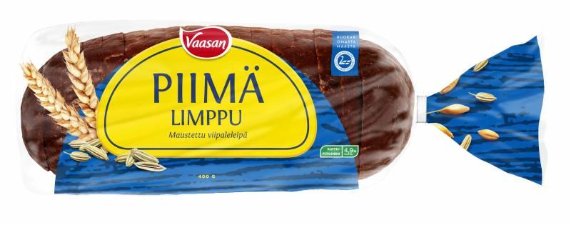 Vaasan piimälimppu pakkaus
