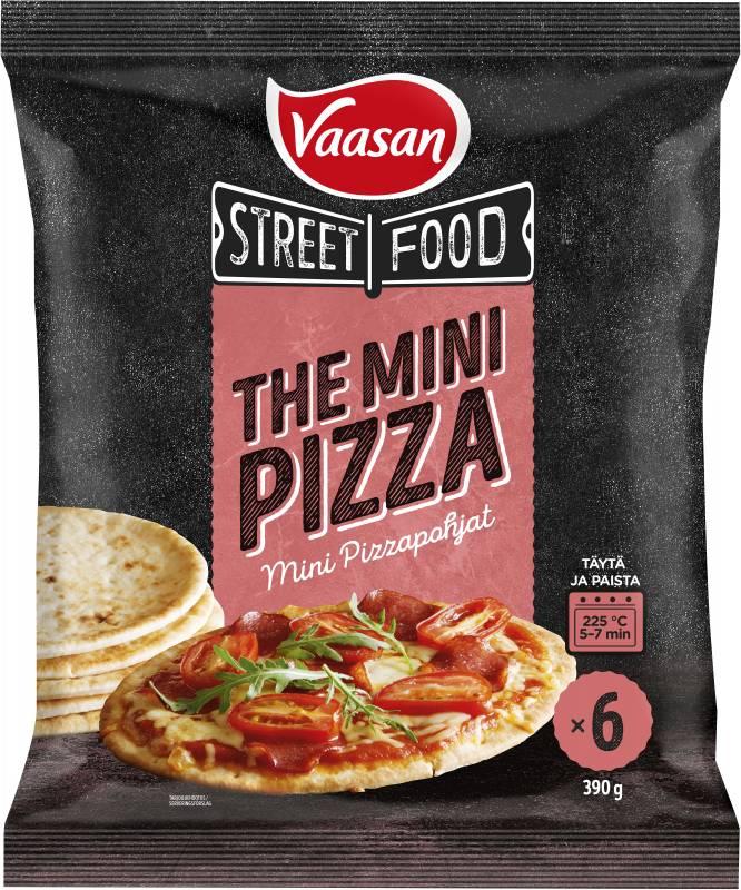 Vaasan Street Food The Mini Pizza