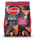 Vaasan Ohut Ruissipsi – Paahdettu paprika ja chipotle