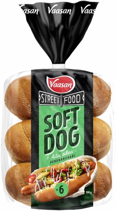Vaasan Street Food SOFT DOG perunahodari